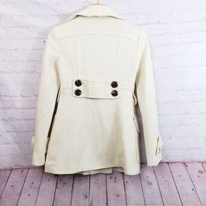 Nanette Lepore Jackets & Coats - Nanette Lepore Double Breasted short trench xs